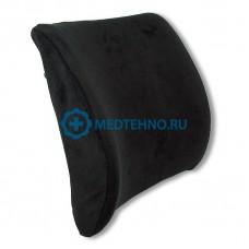Подушка под поясницу однослойная (универсал) флок
