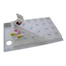 Контейнеры КУРЛП (Пилл Бокс) для расфасовки лекарственных препаратов 7 дней