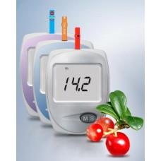 Многофункциональная система EasyTouch (контроль глюкозы/холестерина/мочевой кислоты/гемоглобина в крови)