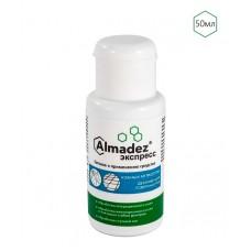 Алмадез-экспресс». Средство 2 в 1: кожный антисептик и дезинфекция поверхностей.