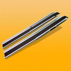 Пандус алюминиевый 2 секции CF01-7122А (длина 1.85 м.)