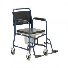 Кресло-коляска с санитарным оснащением H 009B